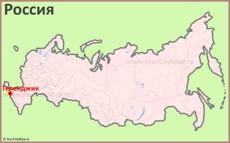 Карта Гурзуфа С Улицами И Номерами Домов