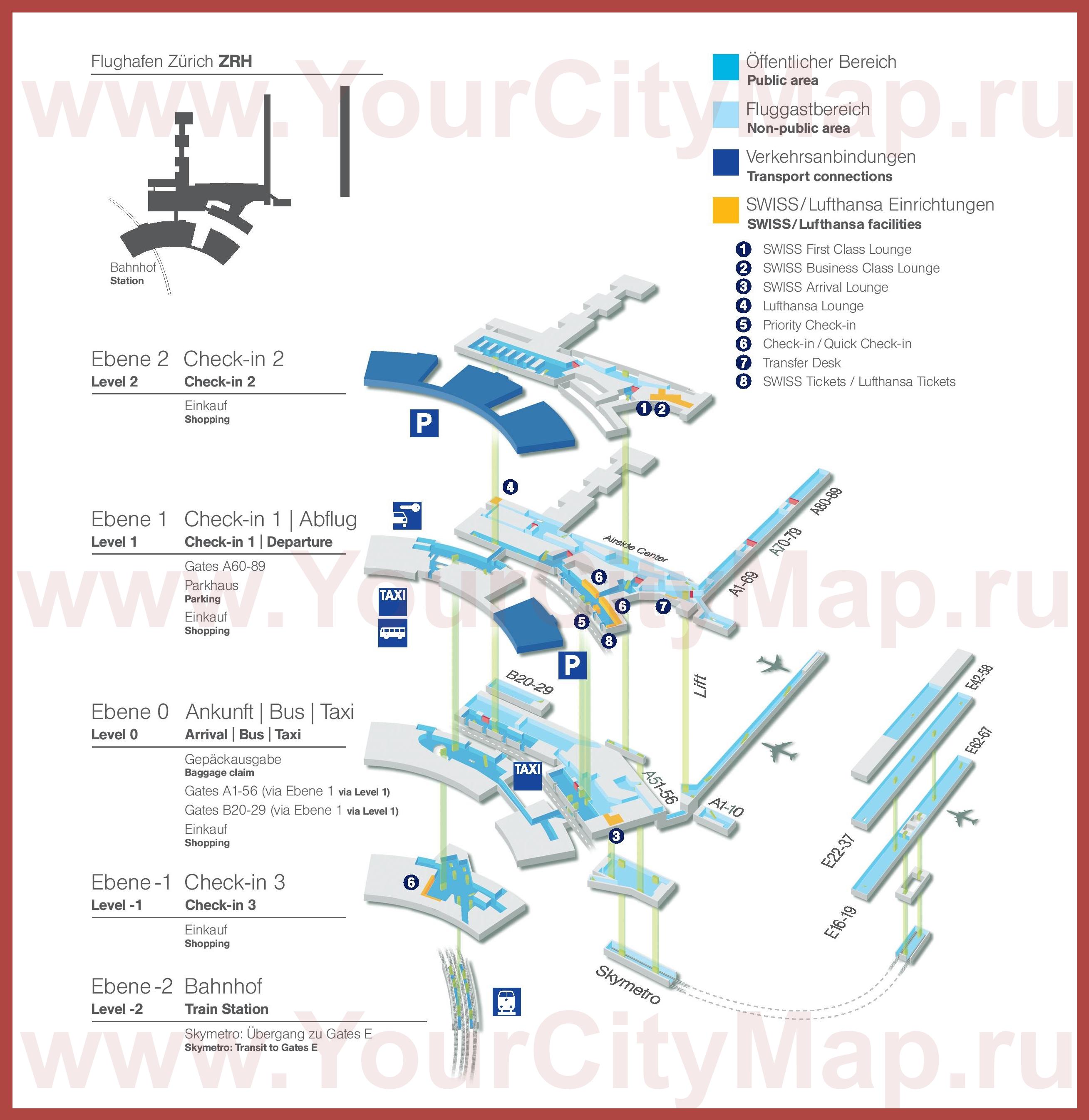 аэропорт дубаи схема